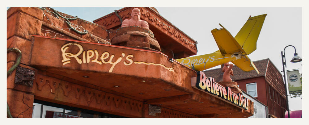 Ripley's Believe it or Not in Wisconsin Dells, WI
