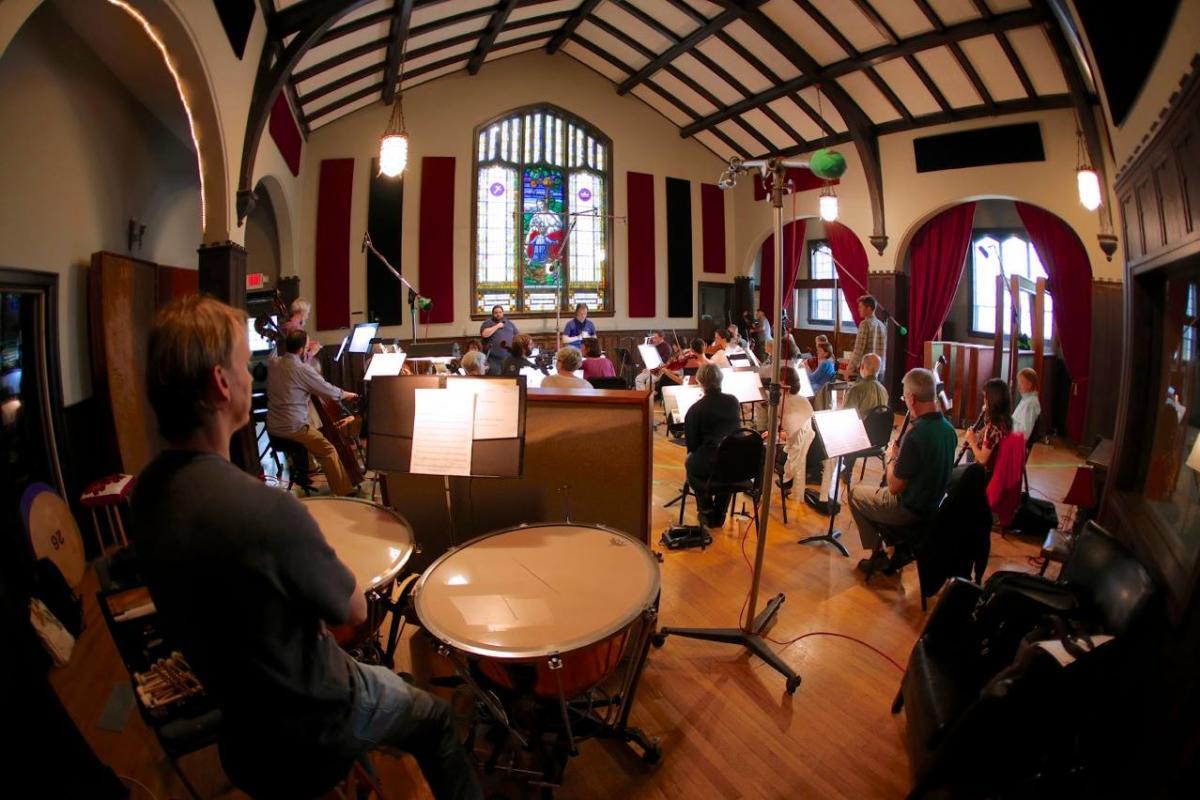 Asheville Symphony at Echo Mountain