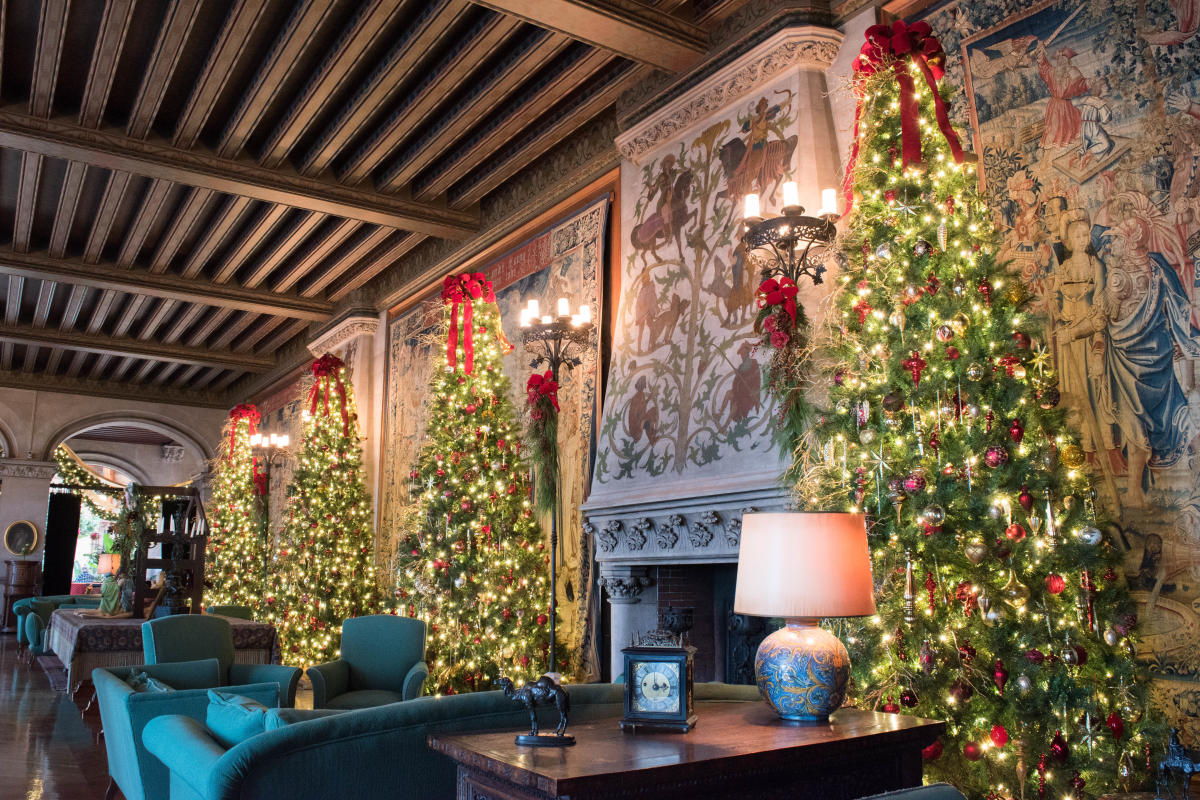 Christmas at Biltmore Estate Tapestry Gallery 2017