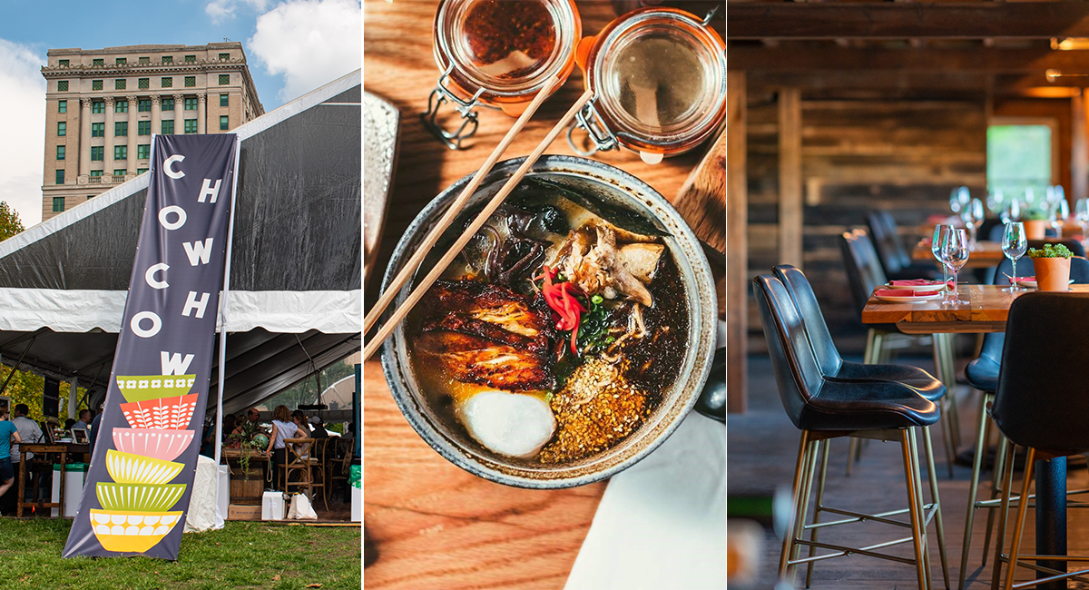 What's New 2020 - Chow Chow Culinary Festival, Futo Buta Ramen, Forestry Camp