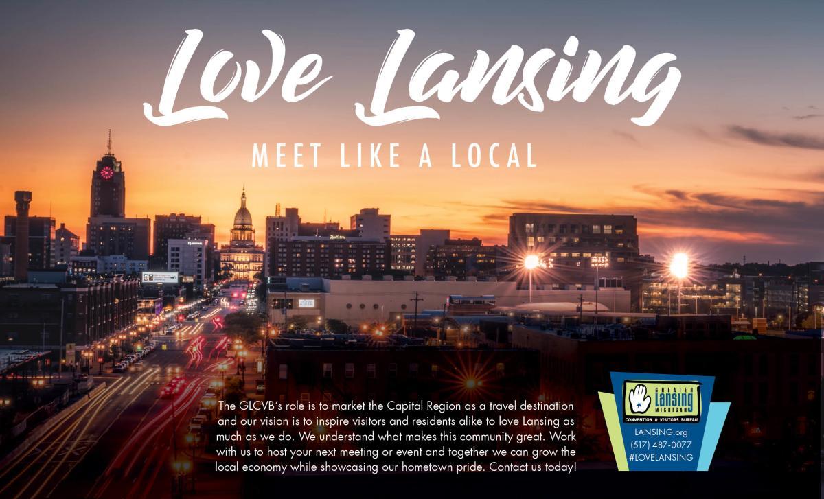 Lovel Lansing Meet Like a Local