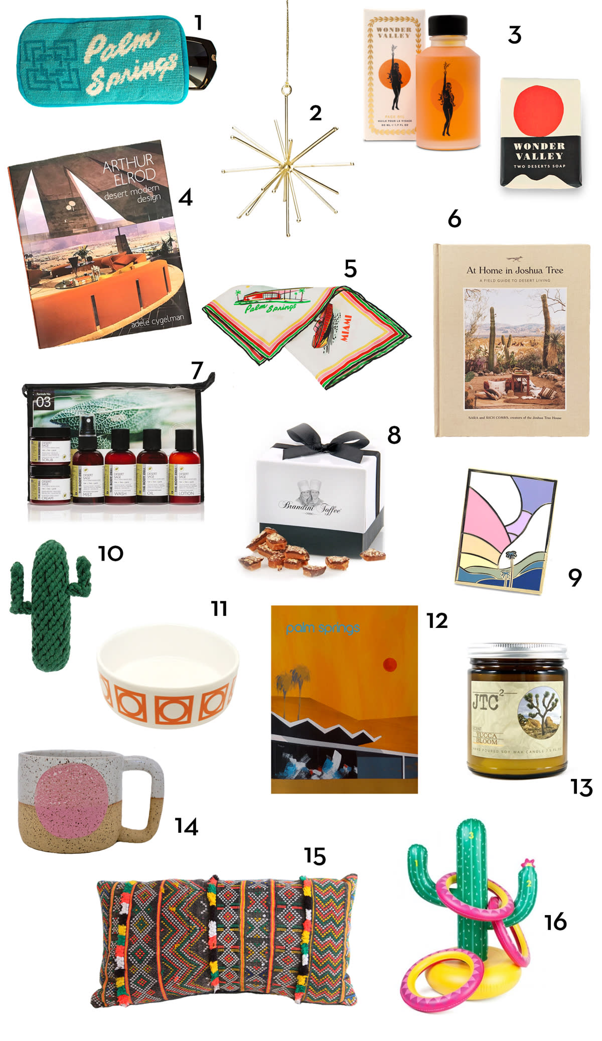 greater palm springs holiday gift guide 2019