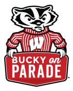 Bucky on Parade Logo