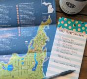 Plan ahead with Leelanau trail map