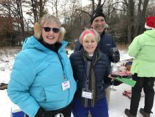 New Friends: Northwoods Ski Spree