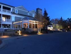 Blu Restaurant in Glen Arbor