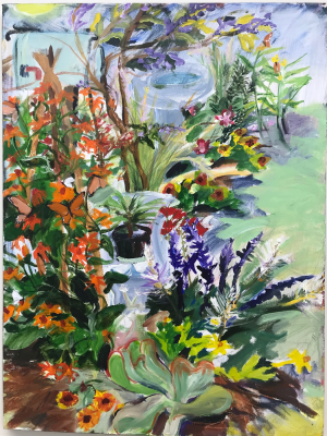 "Laurel Wright ""In The Joyous Garden"""