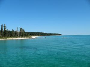 North Manitou Shoreline (Source: nps.gov)