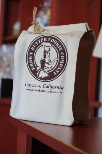Brown Butter Cookie Company Bag