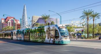 Downtown Mesa Light Rail