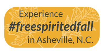 Free-Spirited Fall in Asheville