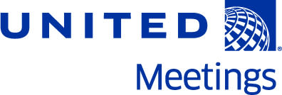 United Airlines is the Official Airline Partner of the Great Meetings promotion