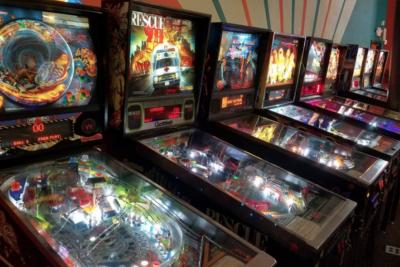 Eau Claire Games & Arcade