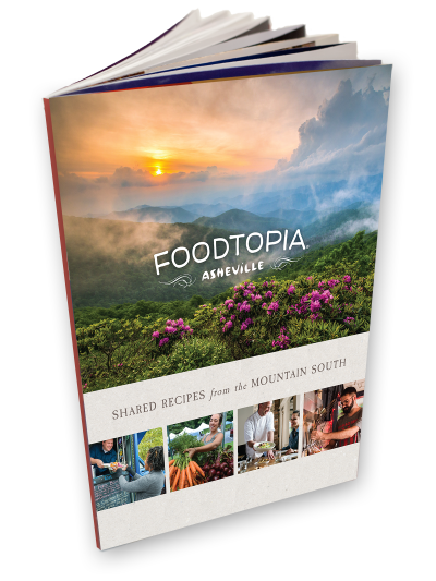 Foodtopia Digital Cookbook Cover