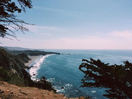 Ragged Point from PCH