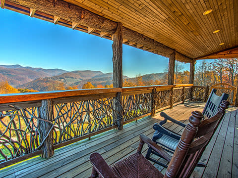 6 Rad Reasons To Rent A Cabin Asheville N C Lodging