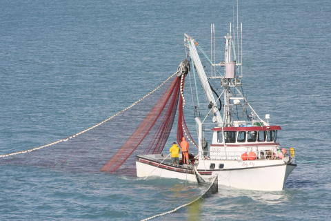 a commercial fishing vessel