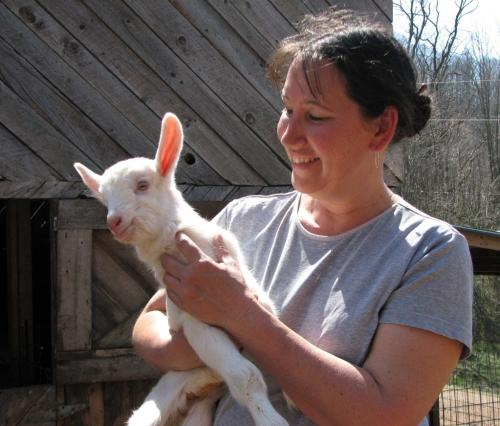 Family Farm Tour Highlights Asheville Farm-to-Table Legacy