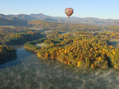 Lake Balloon Picture Big