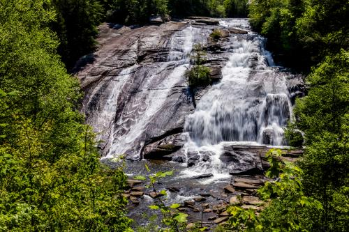 High Falls in Dupont State Park