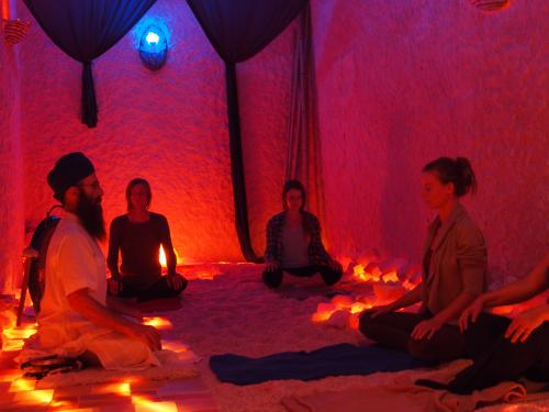 The Salt Spa of Asheville & Himalayan Salt Cave Sanctuary
