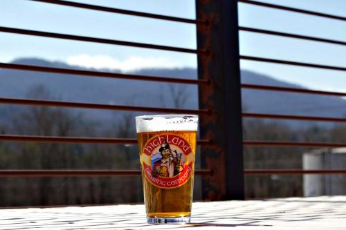 Highland Brewing expands with the addition of a new rooftop deck.