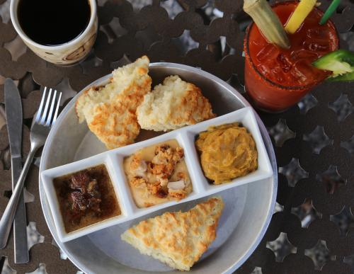 Biscuit Head Gravy Flight