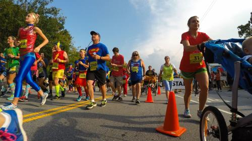 Asheville Running Experience