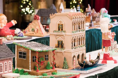 National Gingerbread House Competition 2017