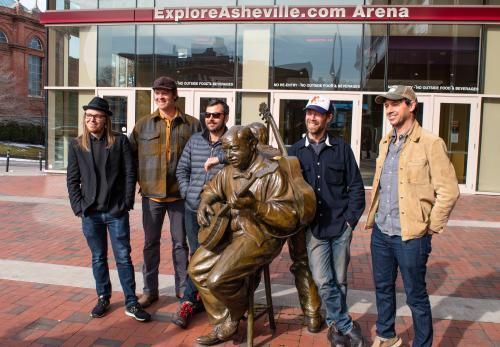 Steep Canyon Rangers Asheville Box Office Party 2018
