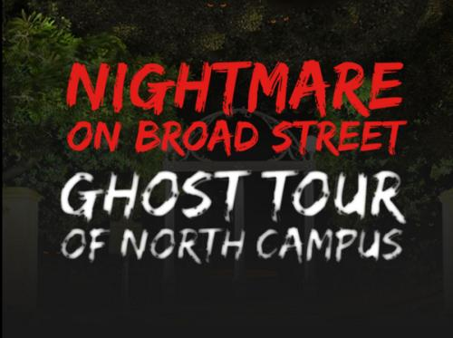 Nightmare on Broad Street Ghost Tour