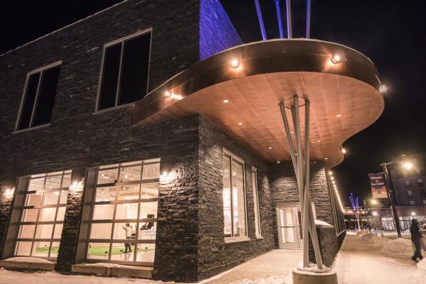 Experience Center Exterior