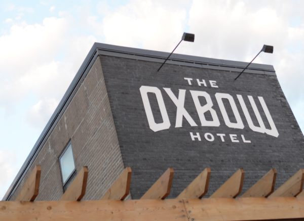 Oxbow Hotel in Downtown Eau Claire