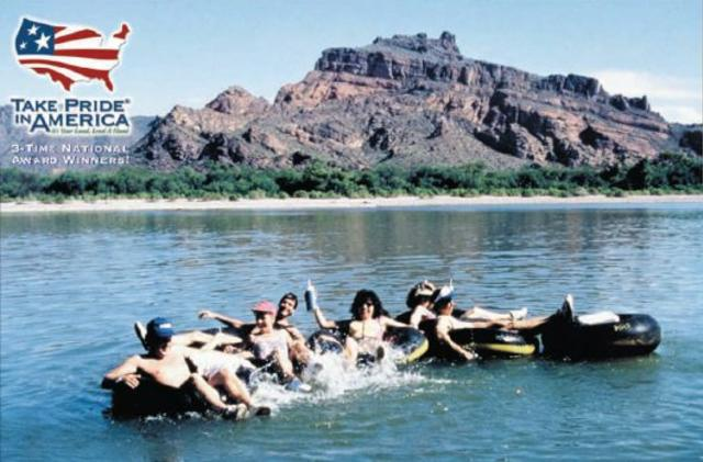 Arizona S Salt River Tubing Recreation Mesa Az 85215