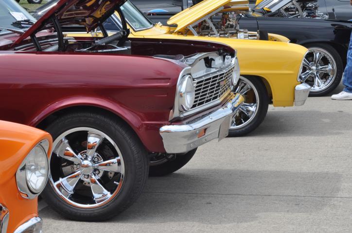 Stars and Stripes Car Show in Sulphur, La.