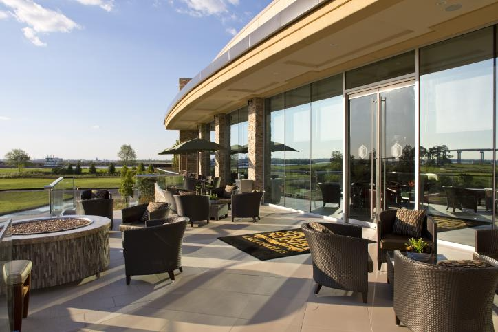 The Country Club_Clubhouse Patio
