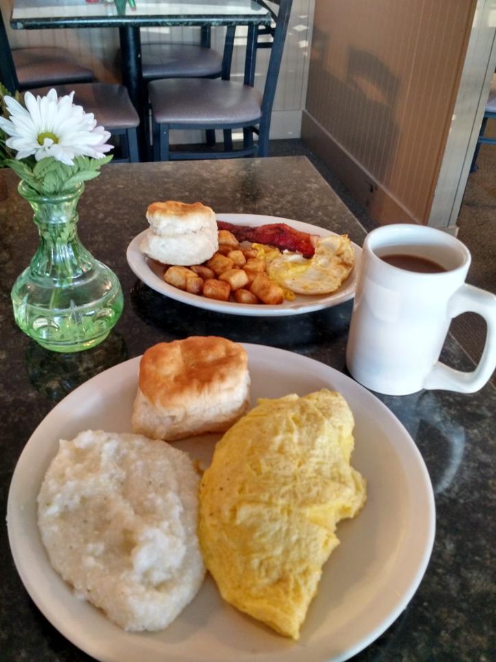 Southern Spice breakfast