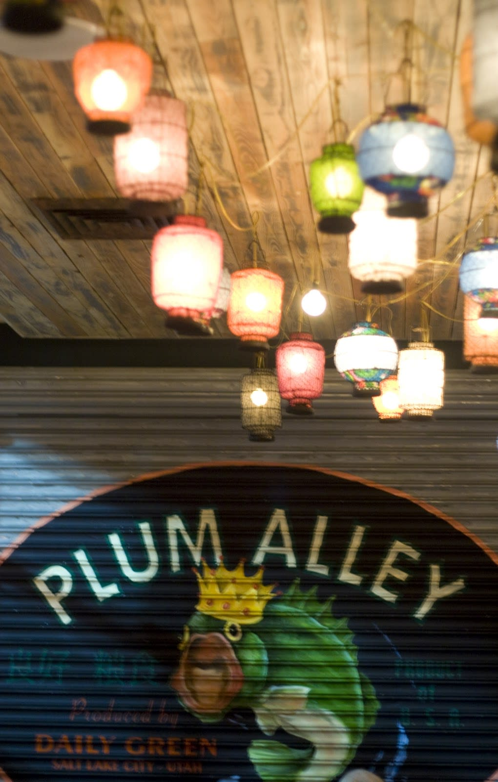 Plum Alley in Salt Lake City