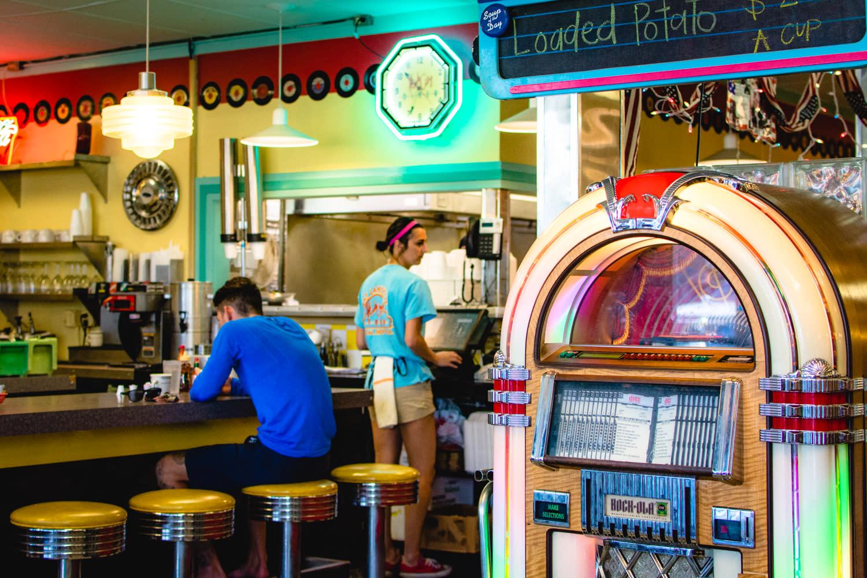 Hub City Diner Lafayette, LA