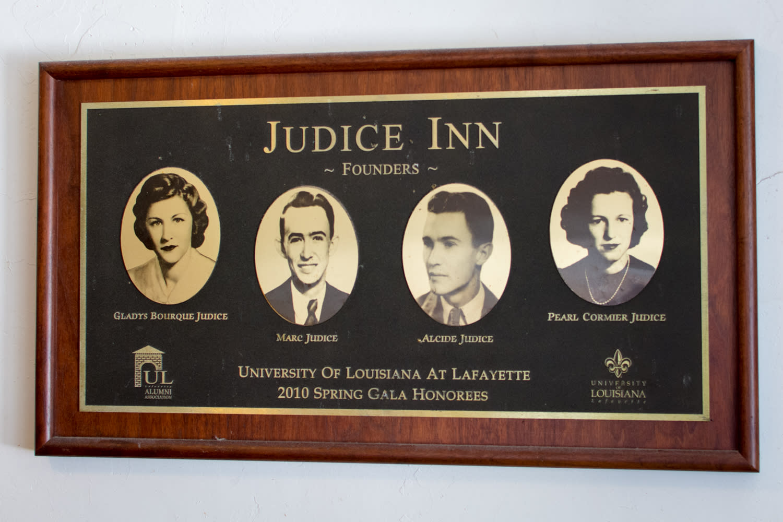 Judice Inn Lafayette, LA