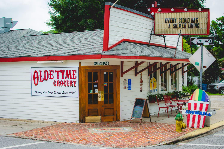 Olde Tyme Grocery Lafayette, LA
