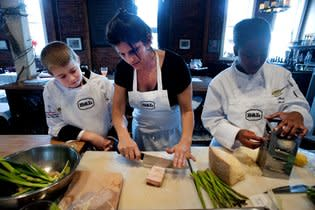 Mulvaney's B&L inspires youth chefs