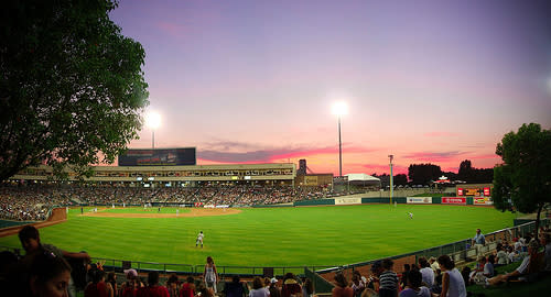 Raley Field: Home of the Sacramento River Cats