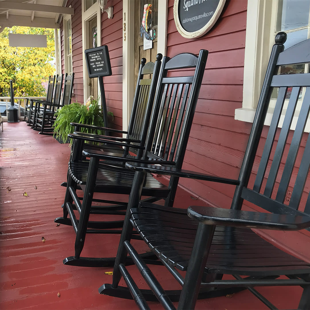 DSH Front Porch