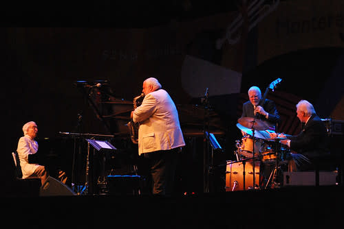 The Dave Brubeck Quartet at the Monterey Jazz Festival
