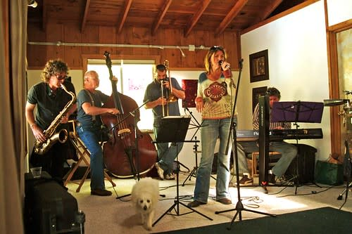 paige too band practice