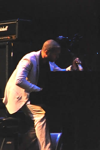 Jason Moran at the Monterey Jazz Festival