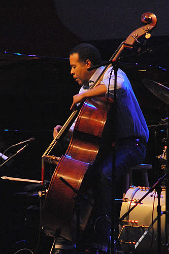 Stanley Clarke at the Monterey Jazz Festival