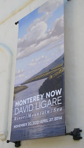 David Ligare at the Monterey Museum of Art
