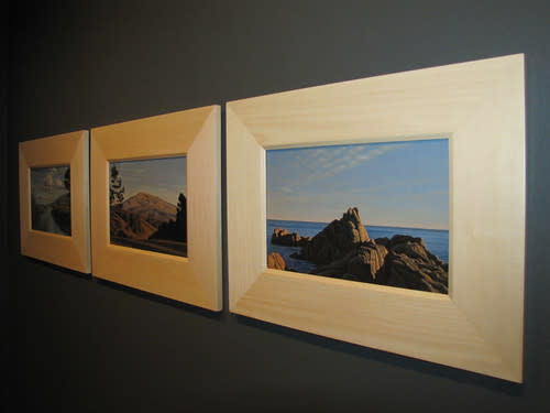 David Ligare on exhibit at the Monterey Museum of Art